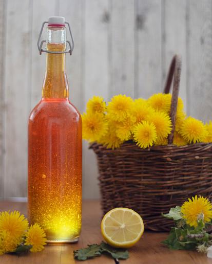Ako pripraviť zlatý púpavový med alebo sirup