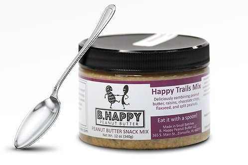 Happy Trails B. Happy Peanut Butter Mix