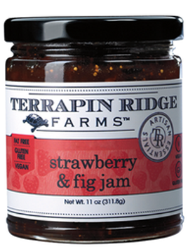 Strawberry and Fig Jam