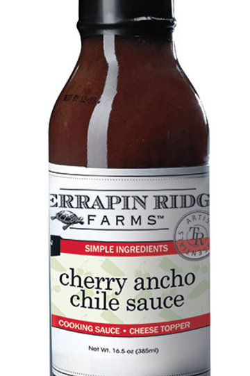 Cherry Ancho Chile Sauce