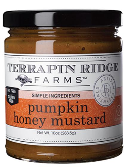 Pumpkin Honey Mustard