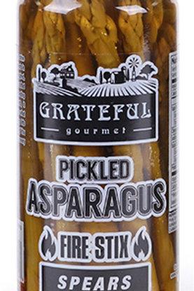 Fire Stix Pickled Asparagus