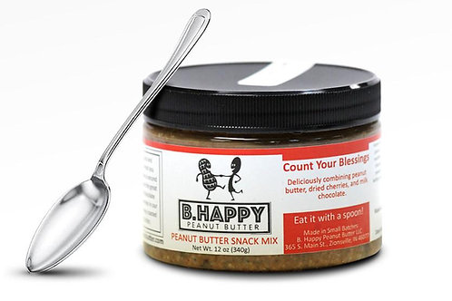 Count Your Blessings B. Happy Peanut Butter
