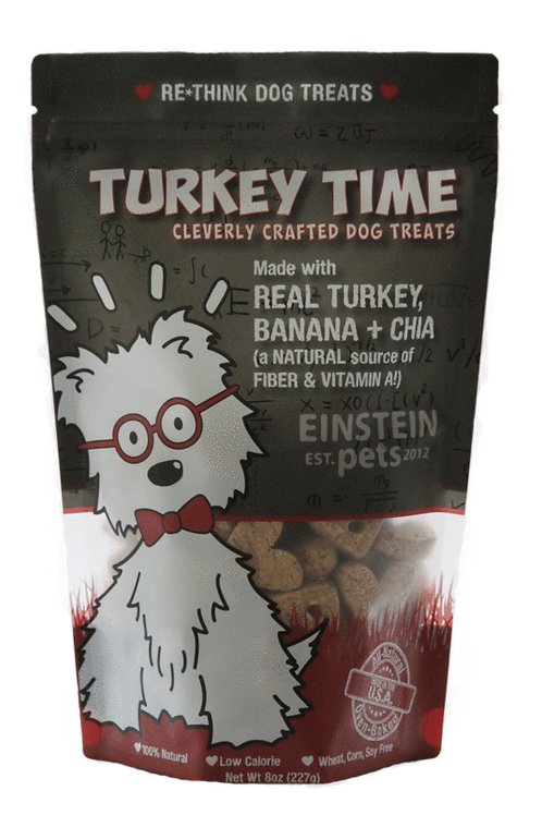 Einstein Pets Turkey Time