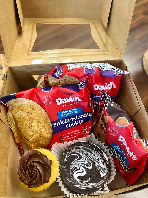 Gluten Free Dessert Box