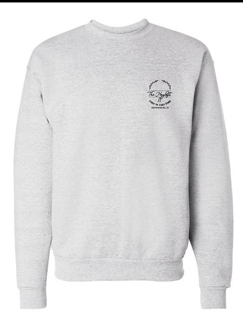 Grey Hayloft Crew Neck