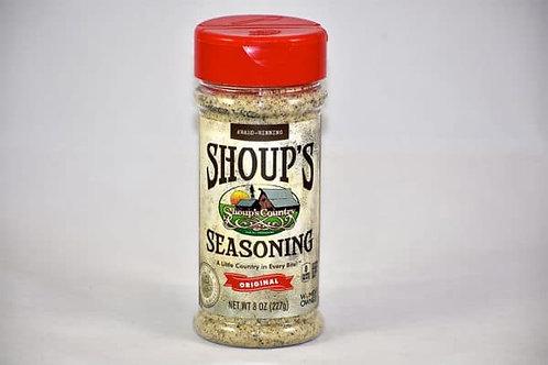 Shoup's Seasoning