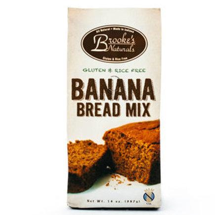 Brooke's Naturals Banana Bread Mix