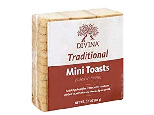 Divina Mini Toasts