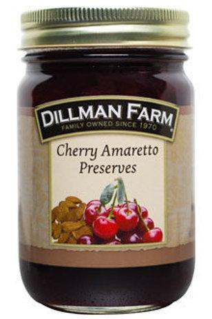 Cherry Amaretto Preserves