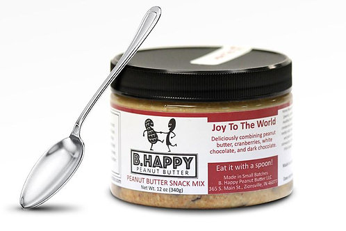 Joy to the World B. Happy Peanut Butter