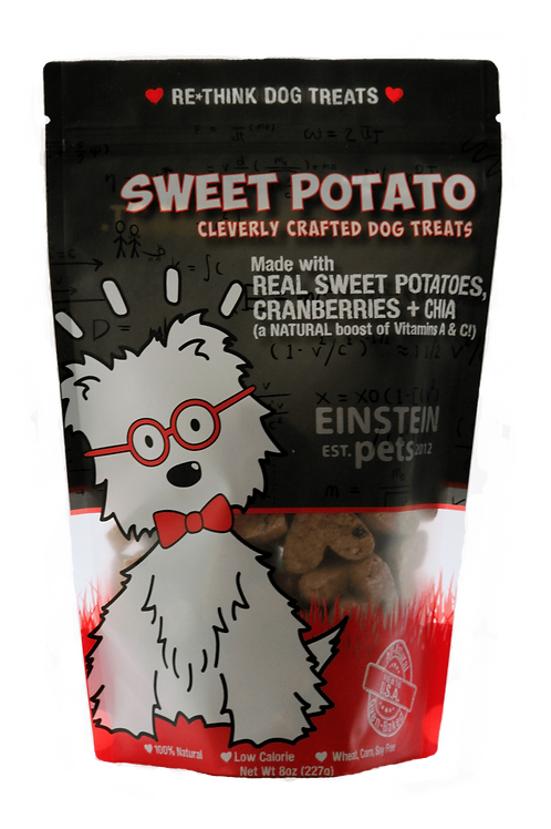 Einstein Pets Sweet Potato