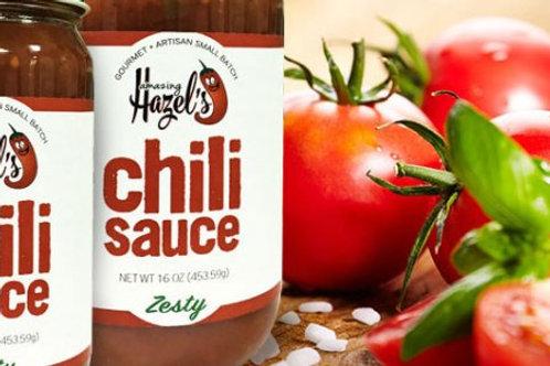 Amazing Hazel's Chili Sauce