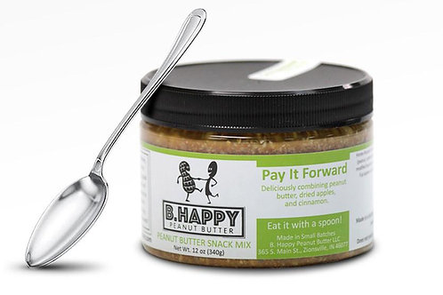 Pay It Forward B. Happy Peanut Butter