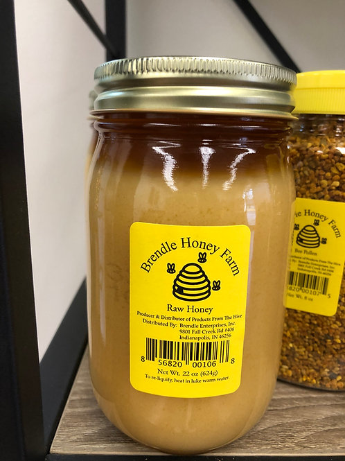 Brendle Raw Honey