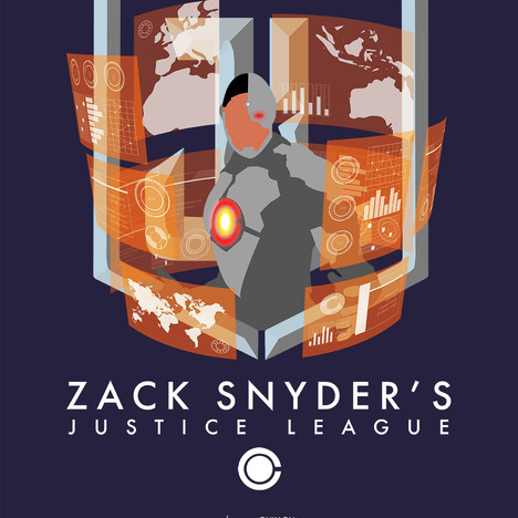 Zack Snyder's Justice League #4