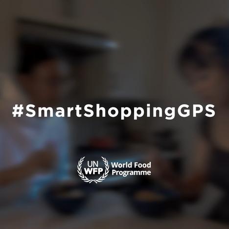 #SmartShoppingGPS
