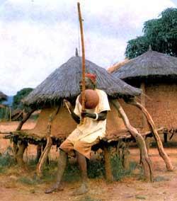 berimbau africa