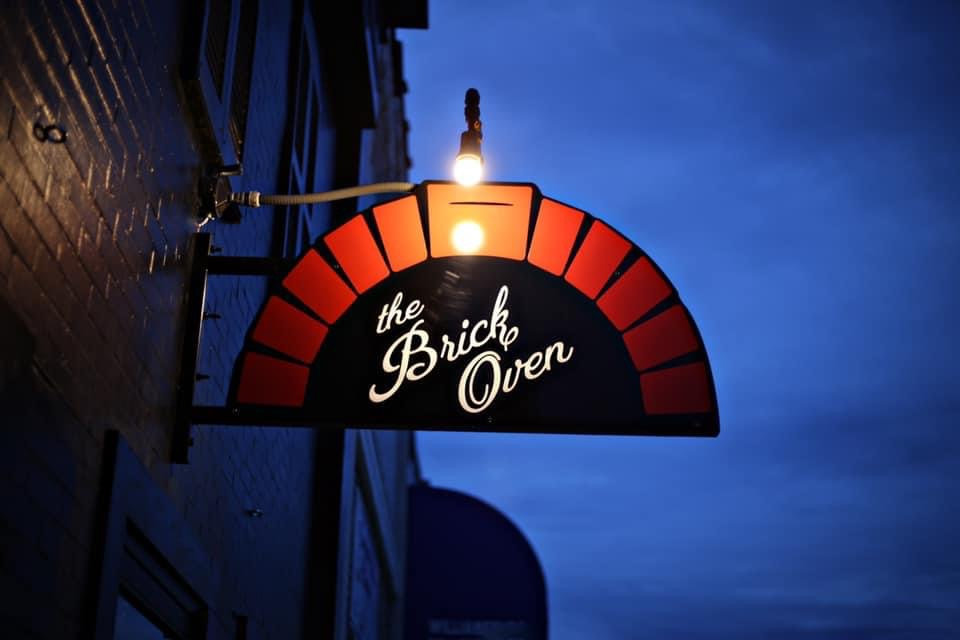 The Brick Oven Sign.JPG