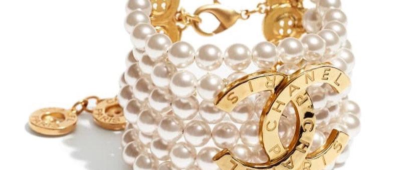 CHANEL Bracelet 925Silver