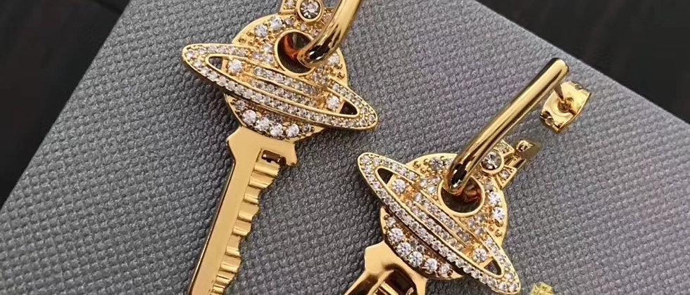 VIVIENNE Earrings  925Silver