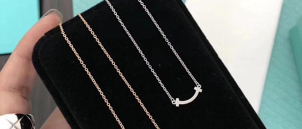 TIFFANY Necklace Silver952