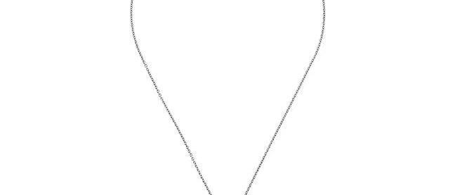 LOUIS VUITTON Necklace Silver952