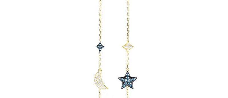 SWAROVSKI  Earrings 925Silver