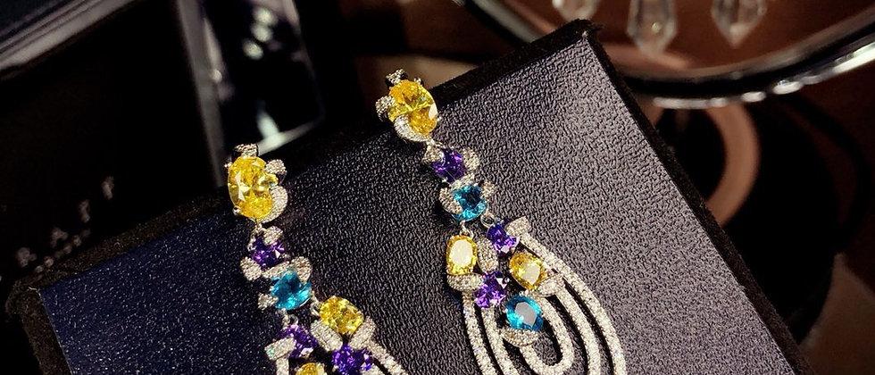 GRAFF Earrings Silver 925Silver
