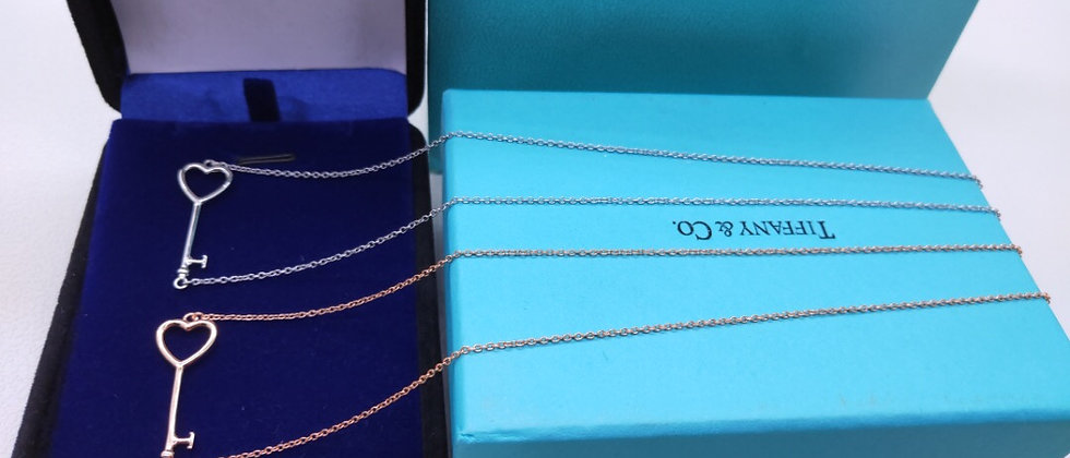 TIFFANY Necklace 925Silver