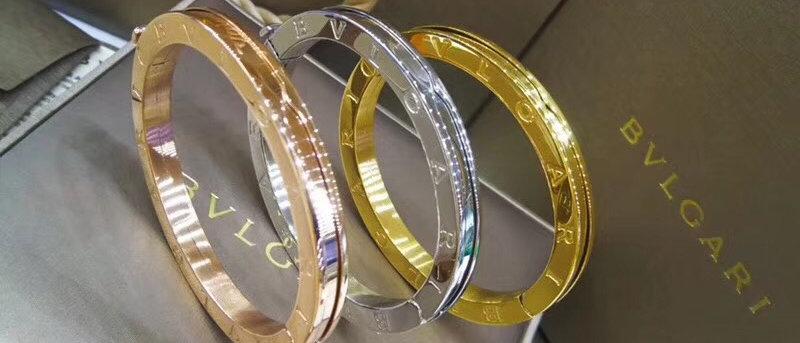 BVLGARI  Bracelet Pt950