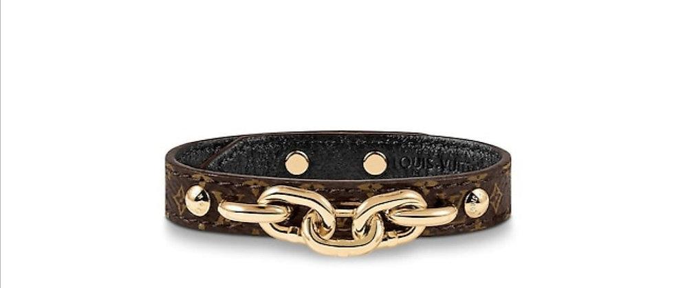 LOUIS VUITTON Bracelet Leather