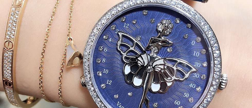 Arpels Heures Quartz Watch