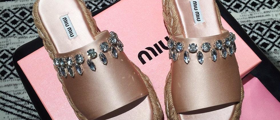 MIUMIU Sandals