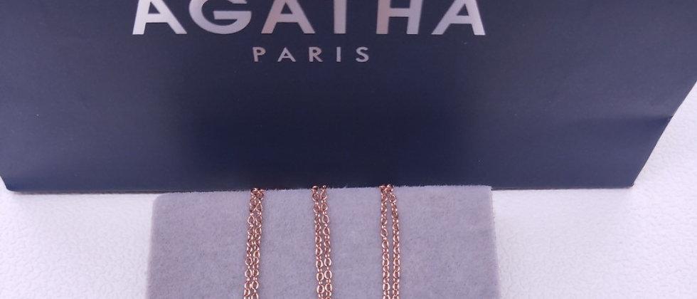 AGATHA Necklace Silver952