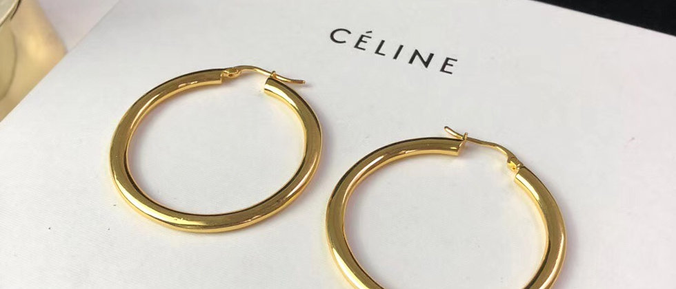 CELINE  Earrings 18K
