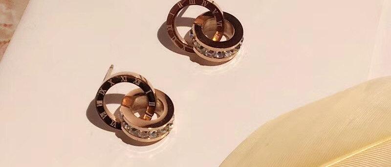 BVLGARI Earrings 18K