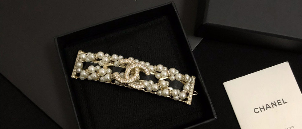 CHANEL Hairpin 925Silver