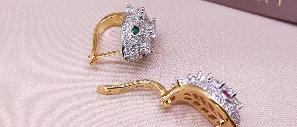 BVLGARI Earrings 925Silver