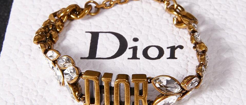 DIOR Bracelet 925Silver