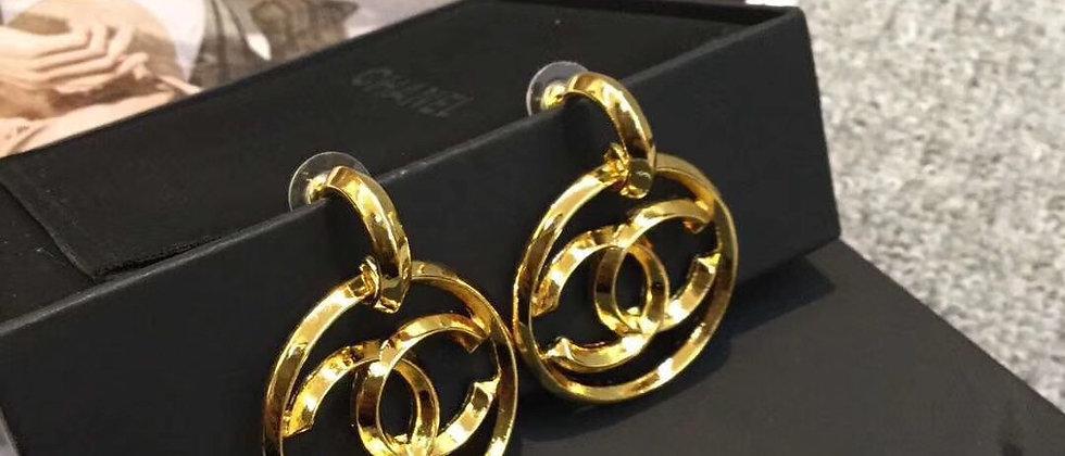 CHANEL Earrings  18K