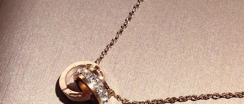 BVLGARI Necklace 18K