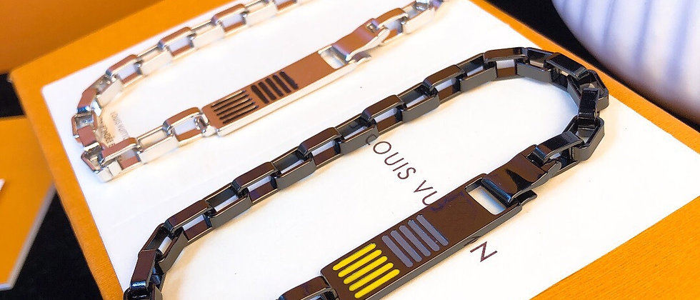 LOUIS VUITTON Bracelet  925Silver