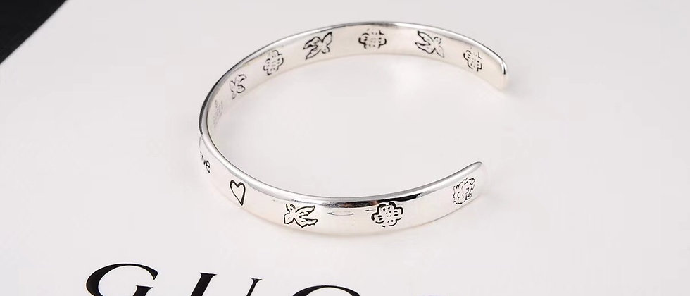 GUCCI  Bracelet  925 Silver