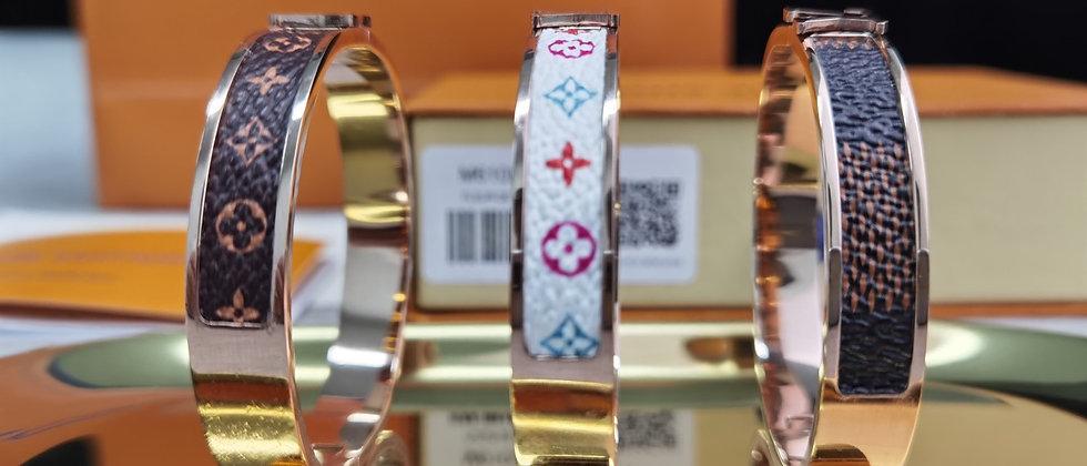 LOUIS VUITTON Bracelet Silver925