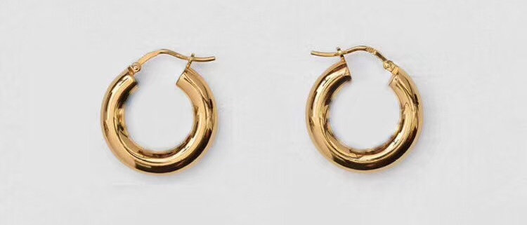 CELINE  Earrings 925Silver