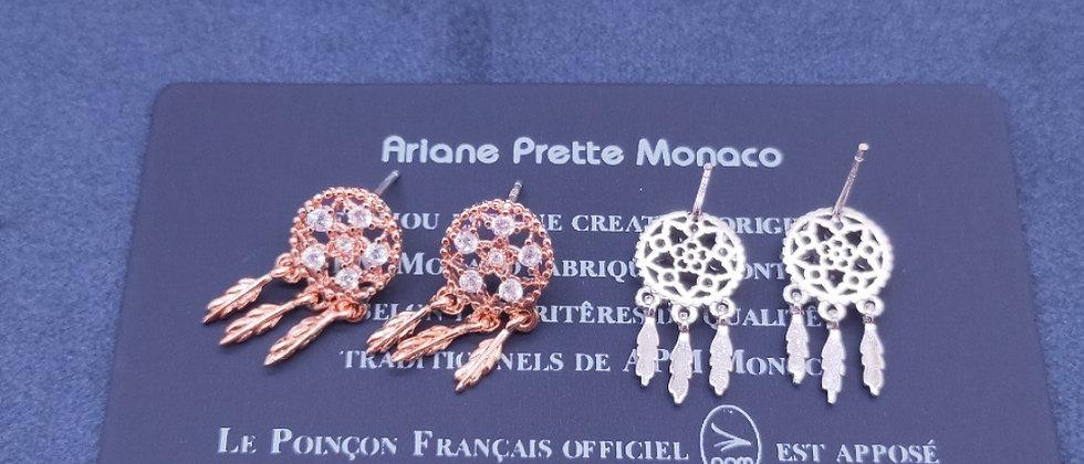 APM Earrings 925Silver