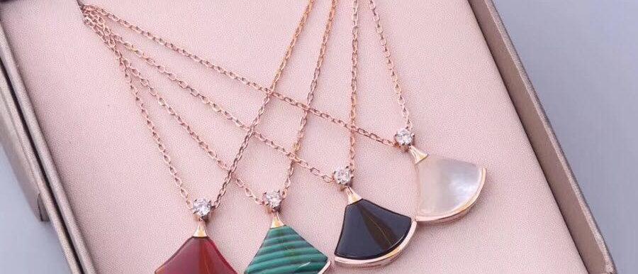 BVLGARI Necklace Silver925