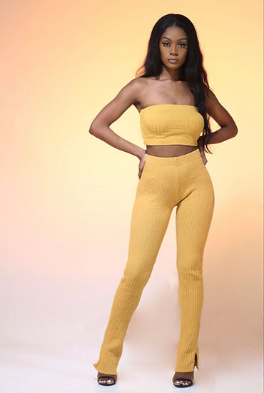 Sprung off in the Spring Time- Set Yellow