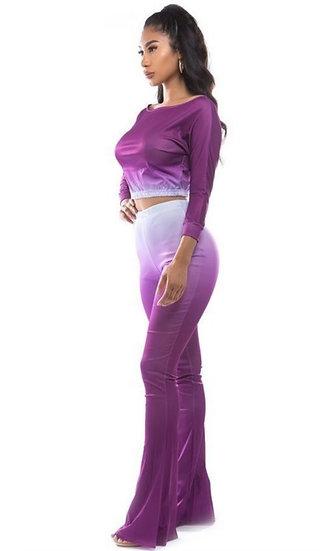 Transition- Bottoms- Purple (long pants)